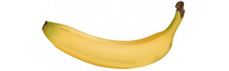 Waar is de banaan?